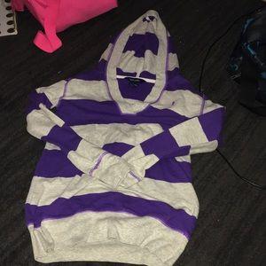 Girls Ralph Lauren hooded sweatshirt